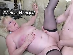 AgedLovE British Mature Using Hard Rough Sex