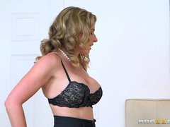 Cory Chase cheats on her husband - Brazzers